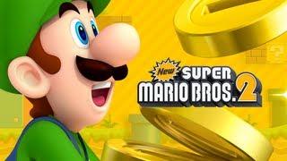 How to Play as Luigi in New Super Mario Bros. 2