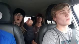 RJ & AXEL - KILL FREESTYLE RAP BATTLE - CYPHER