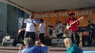 Cisco Kid   Cisco Kid War Tribute Band  Music on the Square Redwood City 6 29 18