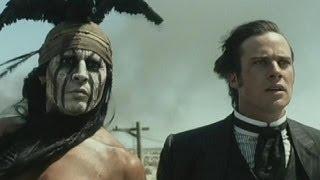 Johnny Depp, az indián lélekharcos - mozi