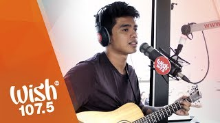 "Daniel Ombao sings ""Paper Plane"" LIVE on Wish 107.5 Bus"