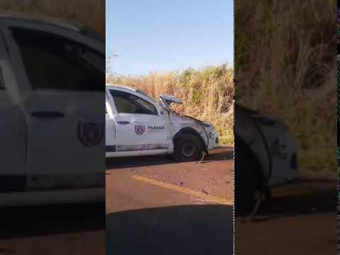Cianortense morre em acidente na PR-082, entre Rondon e Cidade Gaúcha