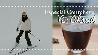 VINHO QUENTE FRANCÊS + Aula de Ski | Especial Courchevel