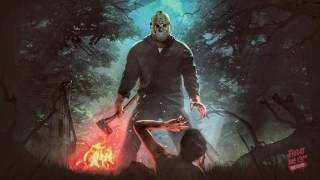 """Crazy Lixx - """"Live Before I Die"""" - Friday The 13th: The Game - OST (High Quality Audio)"""