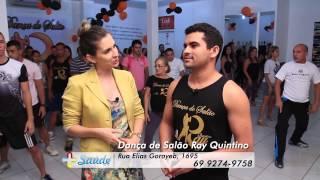 07.12.2014 - DICAS SAUDÁVEIS - DANÇA DE SALÃO RAY QUINTINO
