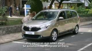 Anuncio Dacia Lodgy  Gama Dacia 2014
