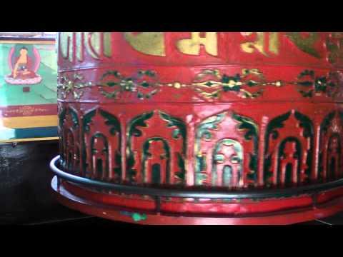 SANY0745.MP4 BoudhaNath Stupa Movie