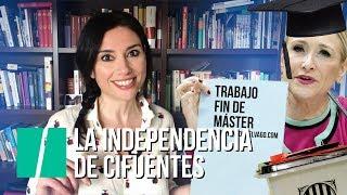 """""""La DUI de Cristina Cifuentes"""", por Marta Flich"""