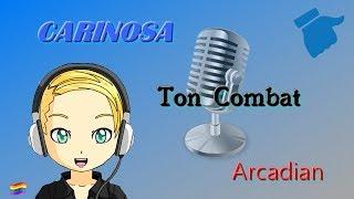 TON COMBAT ARCADIAN COVER CARINOSA