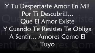 Amores Como El Tuyo - Wise Ft. Ken-Y (Con Letra) (Official 2014)