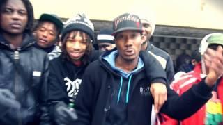 NeJah, Blekan Deka & LucOne - Ghettostressados (2012)