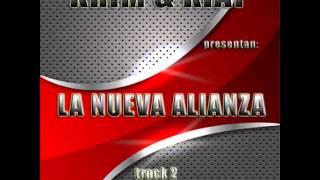 """krim & kiat """"LA NUEVA ALIANZA"""" LEJOS DE MI  prod by: next level music"""