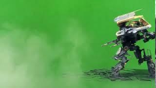 Robô Croma Key