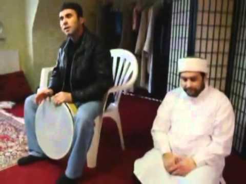 Dergahdan görüntüler - Gel Sultanim ilahisi.flv