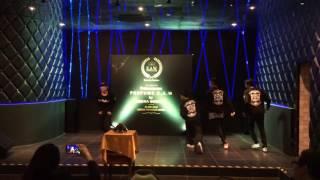 Wakaka Crew Perform
