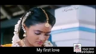 Kadhal kannil ..Sollividu velli nilave ..Love for cross in my life...Vs ram chinnu