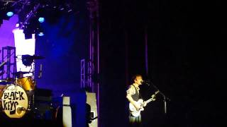 The Black Keys- Everlasting Light Live in Chicago 1-1-11