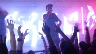 O.S.T.R.- Mały szary człowiek Hades- Miedzy prawda a betonem - Śląski Rap Festiwal 2013