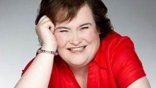 you raise me up - Susan Boyle (lyrics)