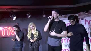 Pentatonix - La La Latch (Live at The hmv Underground)
