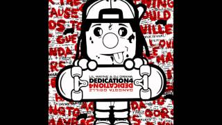 Lil Wayne - Same Damn Tune [Dedication 4] track 2 Lyrics!  CDQ/Dirty