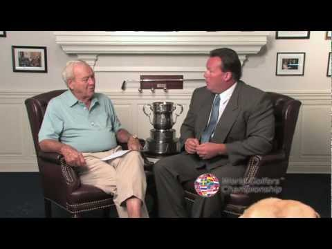 2011 South Africa WGC – Arnold Palmer Welcome & Birthday Wish