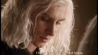 Game Of Thrones 权力的游戏 龙母Daenerys 艾米莉亚·克拉克 第一次裸戏出境