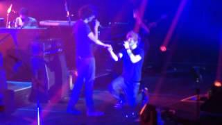 New York with Ed Sheeran- Snow Patrol 5/8/12