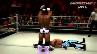 FaMniversary 3 - GuNNz vs J2F Promo (WWE 2K15)