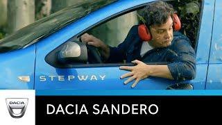Dacia Sandero z kamerą cofania