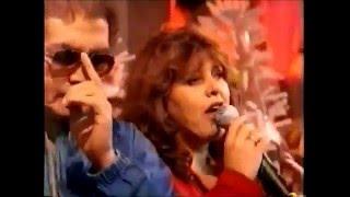 Roberta Miranda e Reginaldo Rossi  no Programa Amigos & Amigos