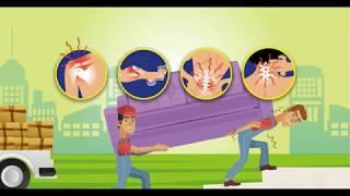 人因工程運用巧,不怕傷痛來打擾-106年簡訊10月動畫