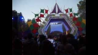 Alienn - Different Reality (Live Portugal @ Cosmic Gate Festival 2013)