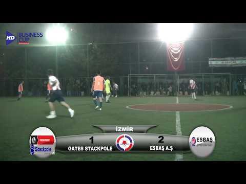 Gates Stackpole   Esbaş A Ş  Business Cup İzmir Maç Özeti HD