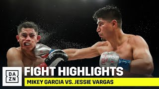 HIGHLIGHTS | Mikey Garcia vs. Jessie Vargas
