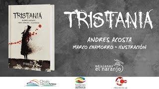 Tristania - Book trailer