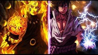 「AMV」Naruto and Sasuke vs Madara - Don't Stop Fighting