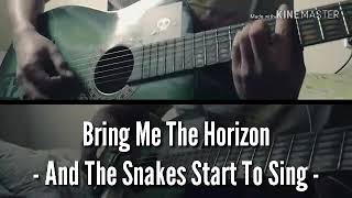 Bring Me The Horizon - And The Snake Start To Sing acoustic cover