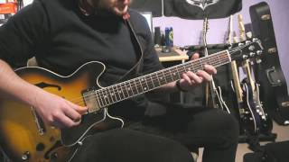 Jazz Standards: All Blues (Chord Melody)