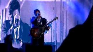 Alejandro Sanz - Quisiera - Live in Montevideo - Uruguay - 28/02/2013