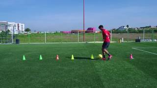 Soccer Strength Drills 3 | 8x2 Jo Cana