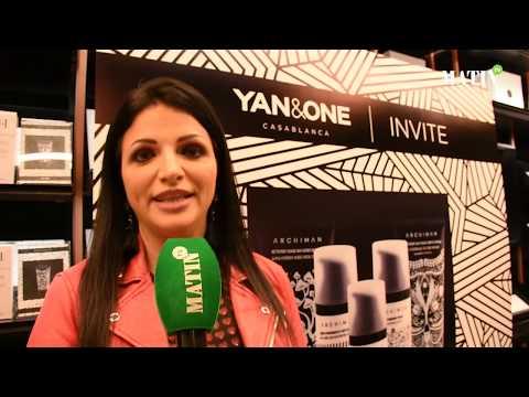 Video : La nouvelle marque de soins 100% masculine Archiman chez Yan&One