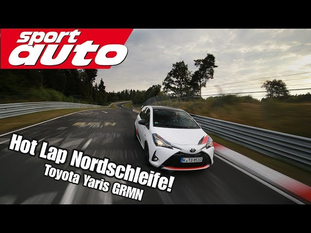 Toyota Yaris GRMN 212 PS Nordschleife HOT LAP: Hot or not?