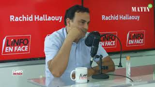L'Info en Face éco avec Redouane M'fadel