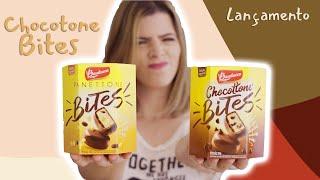 CHOCOTONE BITES vs PANETTONE BITES: isso aí é bom?? | TPM por Ju Ferraz