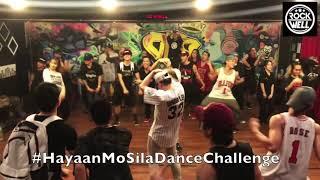 Rockwell #HayaanMoSila #DanceChallenge