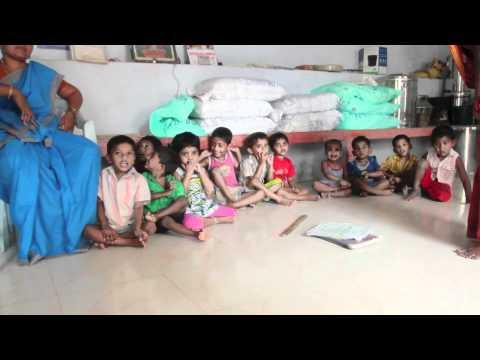 Funny Indian Babies Singing