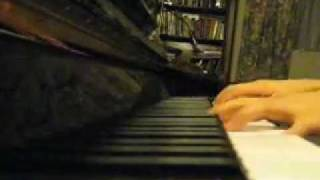 Stephen Walking - Strong Arm (Piano Cover)