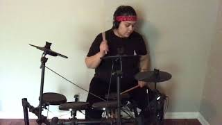 YOUNG DUMB AND BROKE - Khalid (DRUM COVER)