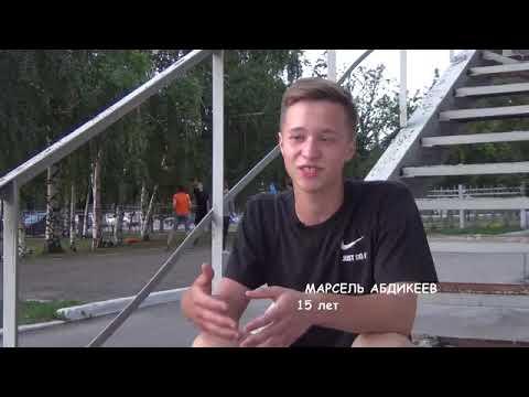 Пропаганда ЗОЖа в Туймазинском районе